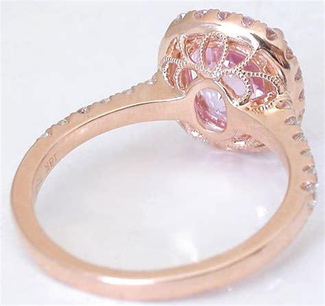 light pink sapphire engagement rings light pink sapphire engagement ring gr 5992