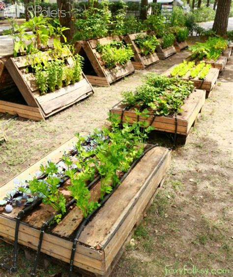 beds made out of pallets the most perfect raised garden beds made out of pallets 1001 pallets
