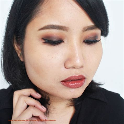 Lipstik Pixy Beserta Gambar racun warna warni fall autumn make up look