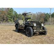 1951 Willys Jeep For Sale  ClassicCarscom CC 920203