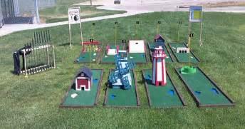 Backyard Carnival Party Ideas Mini Putt Golf Party Rental Patriotic Amusements