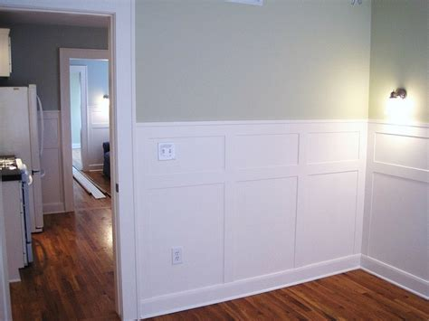 Wainscoting Throughout House 27 Best Kitchen Images On Wainscoting Ideas