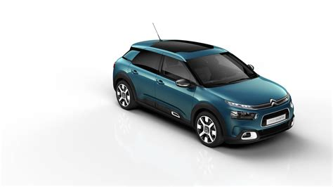 Citroen C 4 by Citroen C4 Cactus 2018 Dojrzalszy Project Automotive