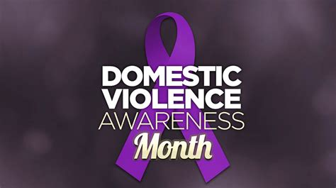 domestic violence awareness color domestic violence awareness month fish of gold