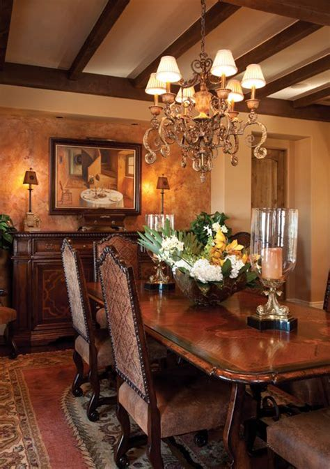 tuscan style dining room mediterranean style dining room interior design italian