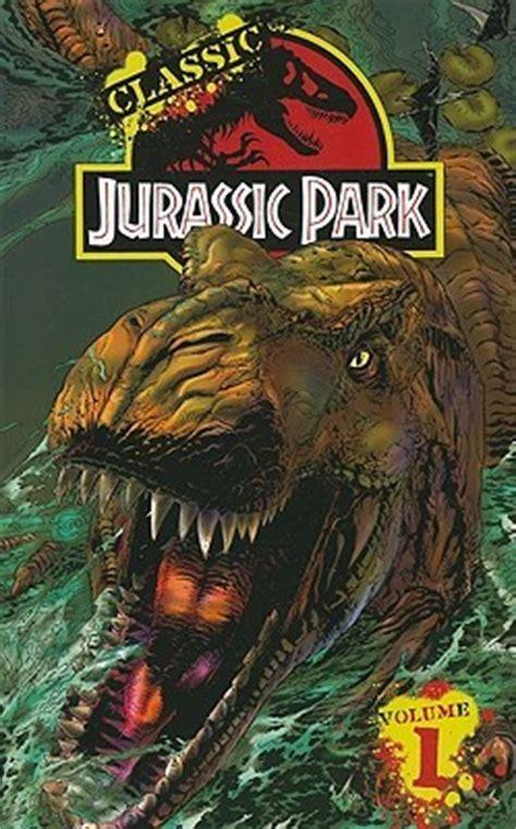jurassic park a novel b007uh4d3g jurassic park by walter simonson