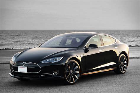 Teslas Model S Tesla Model S P85d Uncrate