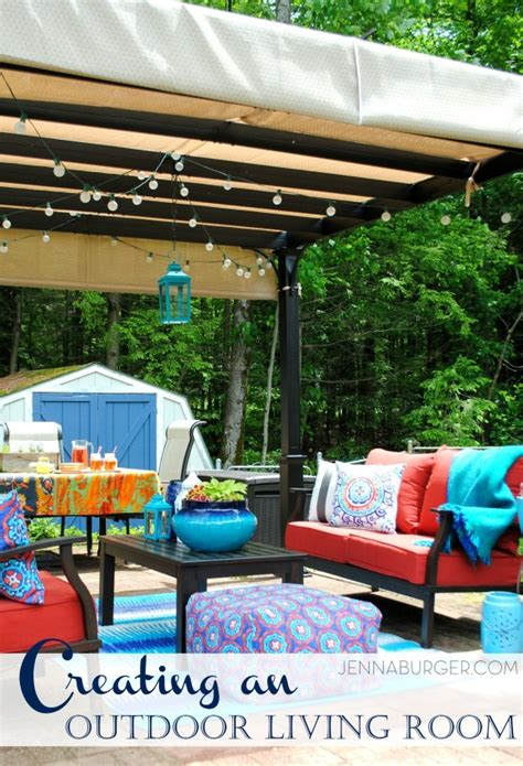 creating an outdoor living space creating an outdoor living space jenna burger