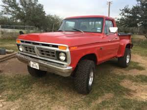 1976 ford f100 4x4 stepside used classic ford for sale