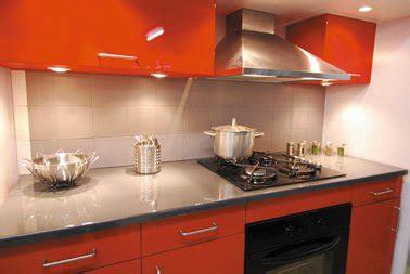 renover une cr馘ence de cuisine peindre plan de travail quelle peinture choisir d 233 co