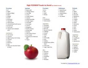 top diet foods ibs diet food list
