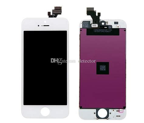 Iphone 5 5g 5s 5c Lcd Touchscreen Original 100 Bergaransi 2017 in stock lcd for iphone 5s 5c 5g original iphone 5 lcd touch screen iphone lcd set