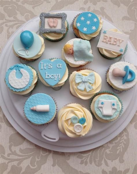 Boy Baby Shower Cup Cakes by Best 25 Baby Shower Cupcakes Ideas On