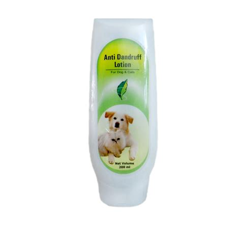 dandruff shoo for dogs bi anti dandruff lotion for and cat 200 ml dogspot pet supply store