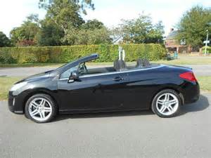Peugeot 308 Convertible For Sale Used 2010 Peugeot 308 Convertible 2 0 Hdi 140 Se Diesel