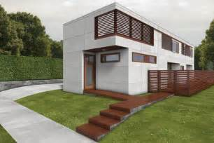 Green Home Plans by Freegreen Bringing Green Design To The Masses