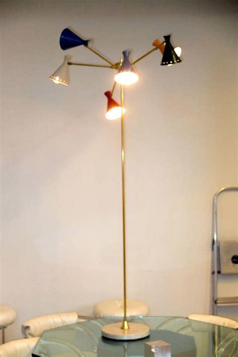 Multi Arm Floor L by Italian Multi Arm Floor L For Sale At Stdibs Lights