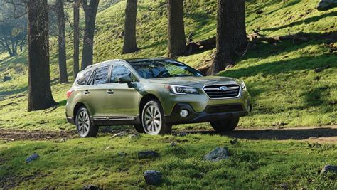 green subaru outback 2018 2018 subaru legacy and outback pricing announced the