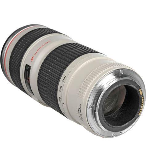 Lensa Canon 70 200 Ultrasonic canon ef 70 200mm f 4 0l usm