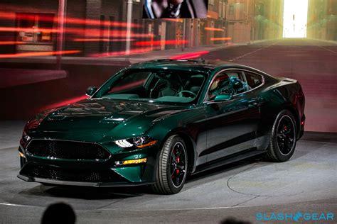 2019 Ford Mustang by 2019 Ford Mustang Bullitt Gallery Slashgear
