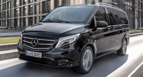 Mercedes Vito 2019 by 2019 Mercedes Vito Gains Om 654 Diesel From Passenger Car