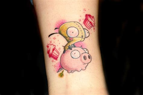 gir tattoos 1000 images about animation style on