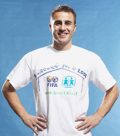 Fifa World Player Of The Year Also Search For Fifa Sos Ambassador Cannavaro Scoops Top Prize