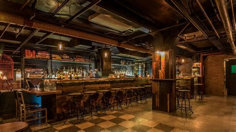 downtown la s new basement bar is a world war ii era party