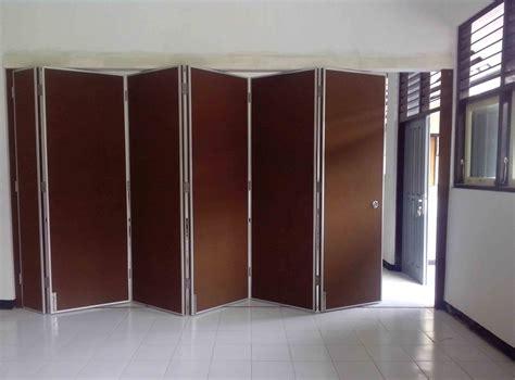 pintu lipat partisi sliding geser penyekat ruangan pintu garasi pintu lipat partisi sliding geser penyekat ruangan