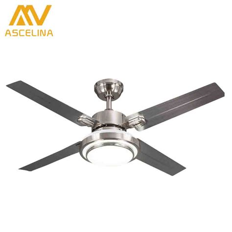 stainless steel ceiling fan with light flush mount stainless steel ceiling fan 18w led ceiling l surface