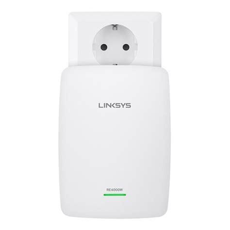 Linksys Re4000 linksys komt met drie nieuwe range extenders gadgetgear nl
