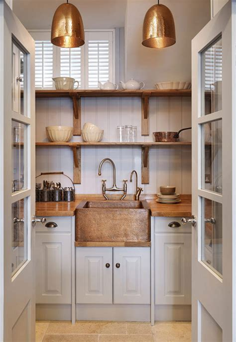 Artisan Kitchens by Planning A Compact Kitchen