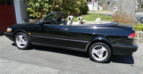manual cars for sale 1998 saab 900 instrument cluster find used 1998 saab 900 se convertible 2 door 105k miles 5 speed manual in melrose