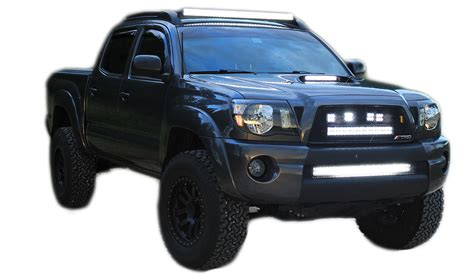best led light bar 2018 best led light bars for toyota tacoma