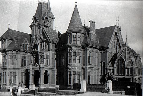 Mark Hopkins Mansion Floor Plan the mark hopkins mansion 1889 victorian house restoration