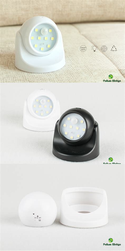 Motion Sensor Decorations by Small 9led Indoor Motion Sensor Light For Decoration Buy