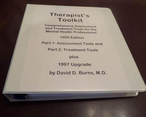summary of david d burns m d s feeling key takeaways analysis books therapist s toolkit book