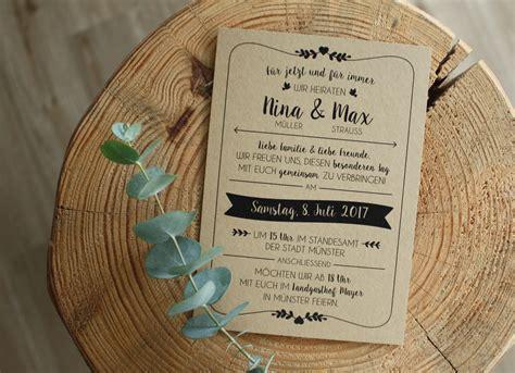 Hochzeit Vintage Einladung by Einladungskarten Hochzeit Einladungskarten Hochzeit