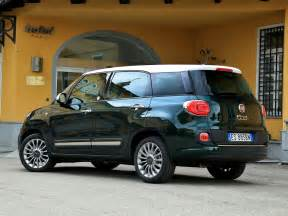 Fiat 500l Living Fiat 500l Living 2013 2014 2015 2016 Autoevolution