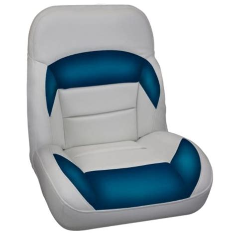 reclining boat seat captains low back recliner boat seat