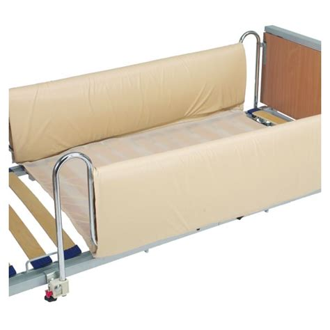 adult bed rails cotside bumpers and bed rail protection