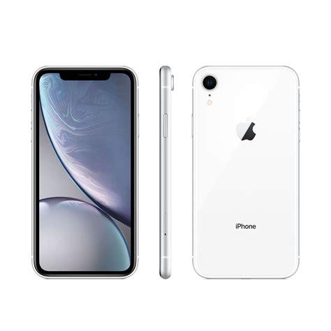 apple mryzpa white iphone xr gb  smart phones