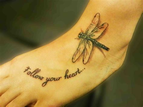 follow your heart tattoo follow your secret ink