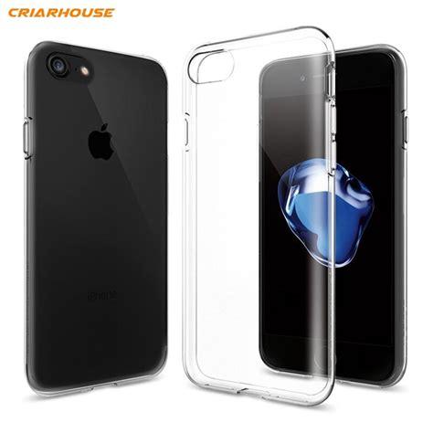 for apple iphone 8 7 6 6g 6s plus x 4 4g 4s 5 5g se 5s phone clear transparent soft tpu