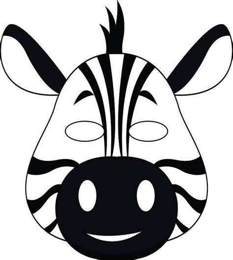 Animal Mask Masker Wajah Gambar Hewan animal mask template animal templates free premium