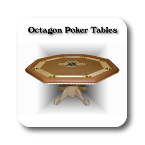 octagon poker table plans custom poker tables by regal poker tables