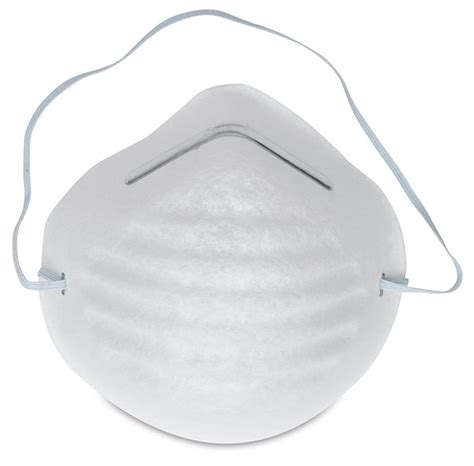 Masker Safety duramask non toxic particle mask blick materials