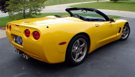 2000 Chevy Corvette Specs by 2000 Corvette Corvsport