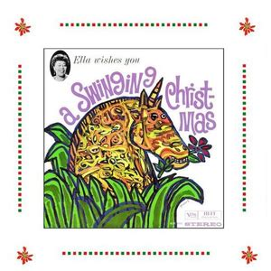 ella swinging christmas listen view ella fitzgerald santa claus is coming to