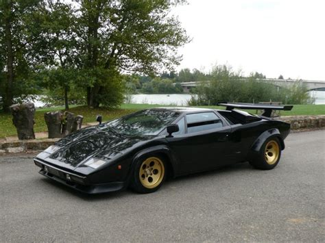 1980 Lamborghini Countach 1980 Lamborghini Countach Information And Photos Momentcar